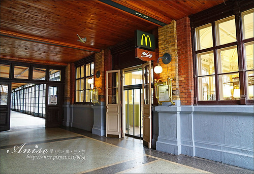 世界上最美麗的麥當勞@布達佩斯