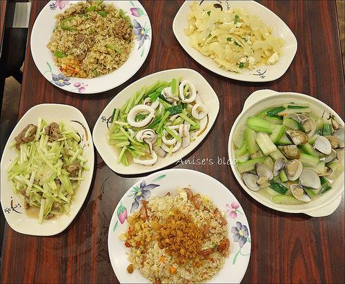 東區平價美食.隨意小吃,炒飯果然很不錯喔!