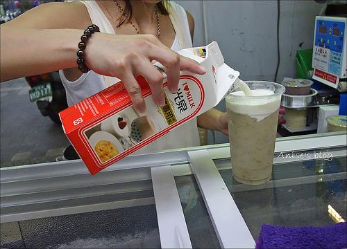 板橋裕民街一毛不拔鹽水雞+綠豆沙013