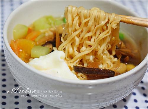 小廚師綠咖哩雞榨菜肉絲麵_034
