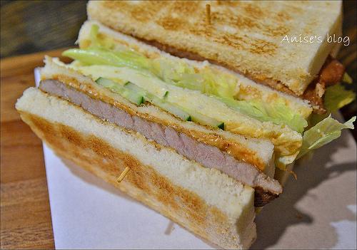 明治時期碳烤三明治_027