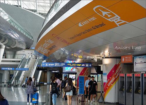 仁川機場、首爾交通_012
