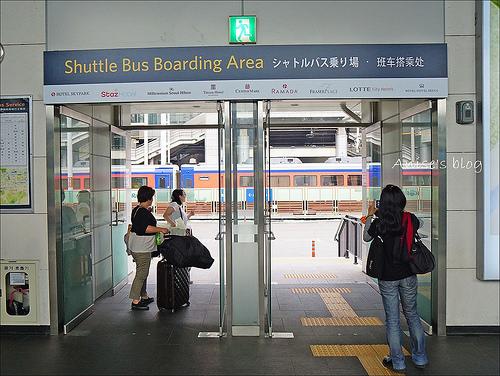 仁川機場、首爾交通_036