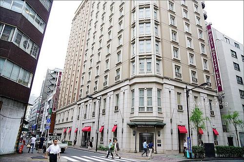 銀座蒙特利酒店_001