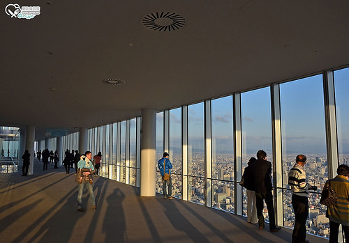 大阪必逛!血拚購物看夜景一次滿足,阿倍野HARUKAS近鐵百貨及HARUKAS 300展望台