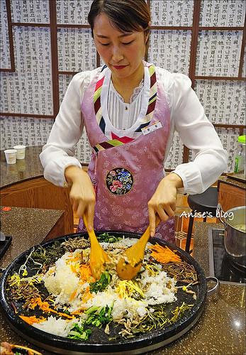 韓國傳統石鍋拌飯文化體驗館_021