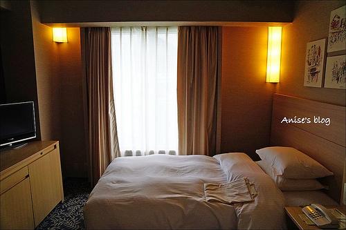大阪麗嘉皇家酒店 008