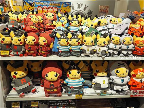 成田機場寶可夢專賣店_009