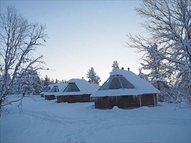 芬蘭莫特卡冰屋酒店071