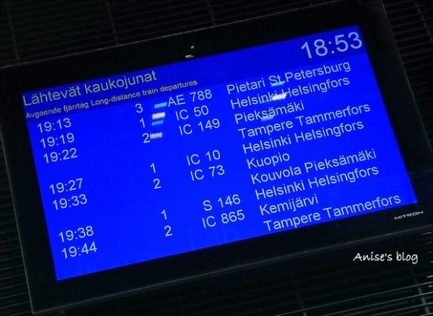 赫爾辛基羅瓦涅米北極特快車臥鋪_003