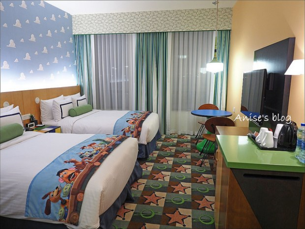 Toy Story Hotel 022