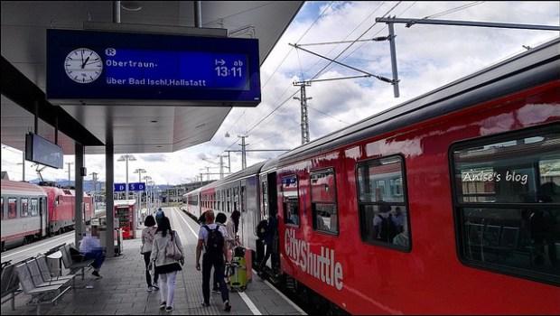 布達佩斯-維也納-哈休塔特-薩爾斯堡行程032