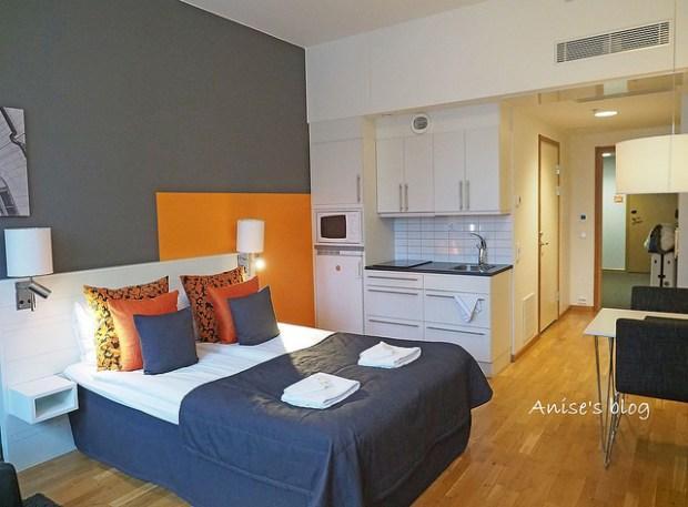 斯德哥爾摩住宿Sky Hotel Apartment_027