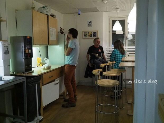 瑞典斯德哥爾摩住宿Briska Hostel_023
