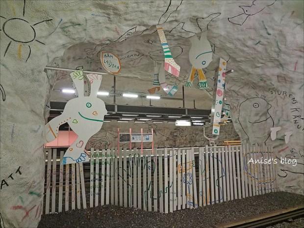 斯德哥爾摩藝術地鐵024