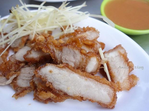 黃石市場美食.香菇肉粥,紅燒肉是絕品! @愛吃鬼芸芸