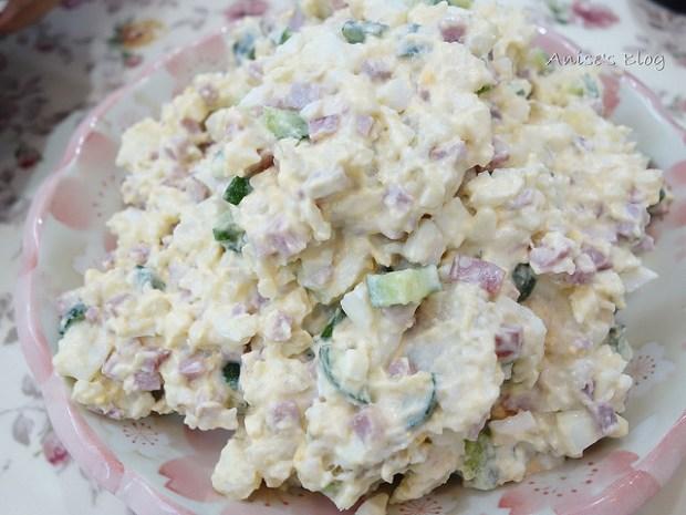 簡易馬鈴薯沙拉,大人小孩都喜歡 @愛吃鬼芸芸