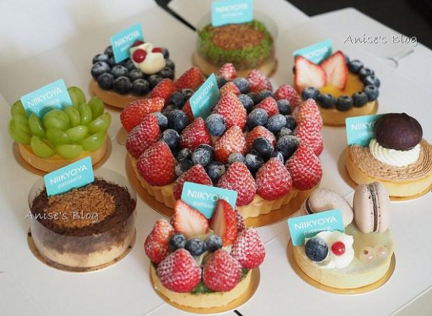 日京屋,傳說中桃園最美麗的甜點 @愛吃鬼芸芸