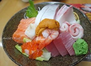 今日熱門文章:東區美食.金魚日本料理,豪華散壽司超巨大,完全傻眼