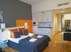 今日熱門文章:斯德哥爾摩住宿推薦Sky Hotel Apartments,能開火的舒適旅館!