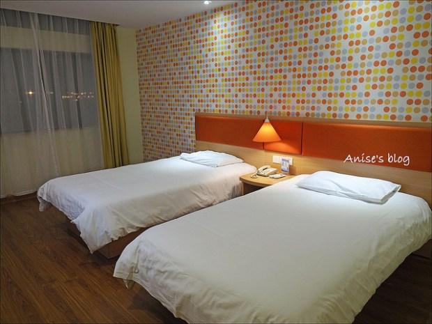 上海浦東機場住宿.如家酒店,超便宜離機場近 @愛吃鬼芸芸