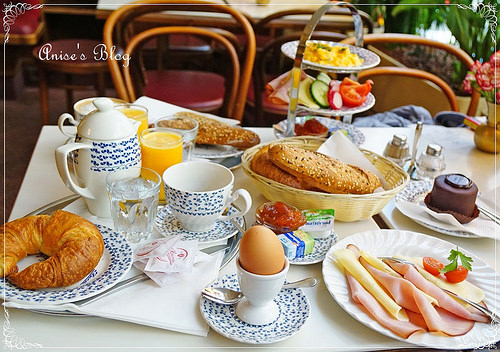 維也納美食.Konditorei Heiner,TripAdvisor甜點第一,早餐超厲害! @愛吃鬼芸芸