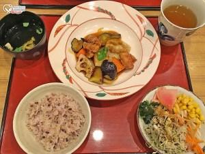 今日熱門文章:東京池袋.さんるーむ,黑醋雞肉好好吃+野菜吃到飽
