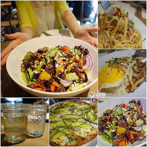 東區蔬食料理.MiaCucina 義式餐廳(復興店) @愛吃鬼芸芸