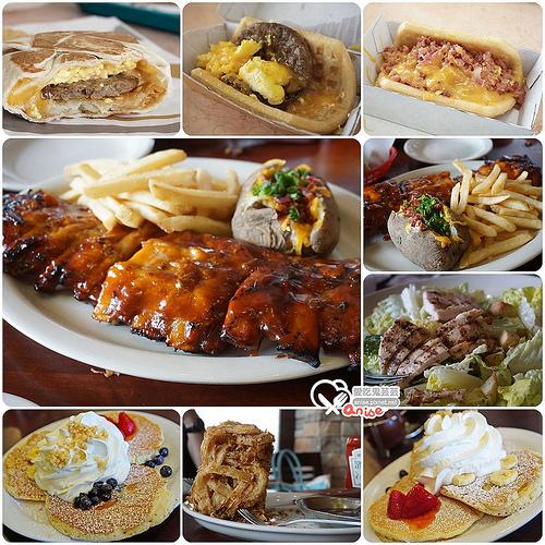 關島美食.Taco Bell、Tony Roma's、Egg'n Things @愛吃鬼芸芸