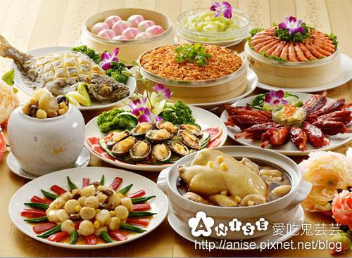 海霸王福來運轉年菜外帶,彭派大方又美味!(12/20開始預購) @愛吃鬼芸芸