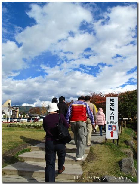 插播 98.11.02 日本行(5)-松本城與大王山葵農場 @愛吃鬼芸芸