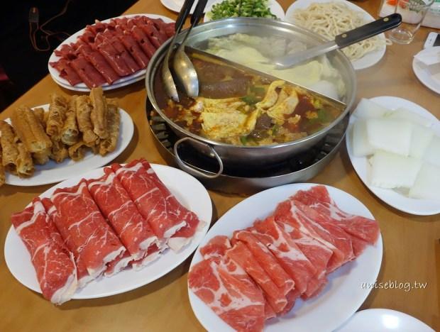 N訪夫妻肺片,鴨血豆腐吃到飽,老油條、豬心、蒜花拉麵必點