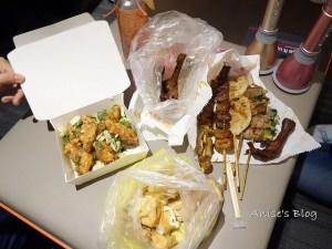 今日熱門文章:雙城夜市美食:阿富海鮮粥、一級棒燒烤、阿爸ㄟ蒜香雞