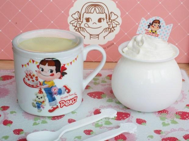 日本不二家PEKO來台囉!@SOGO復興館B3,霜淇淋、各式蛋糕、布丁等完全日本風味!