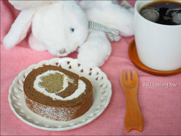 橙色食品.丸久小山園 X 抹茶蛋糕捲、抹茶牛軋糖,純正日式饗宴