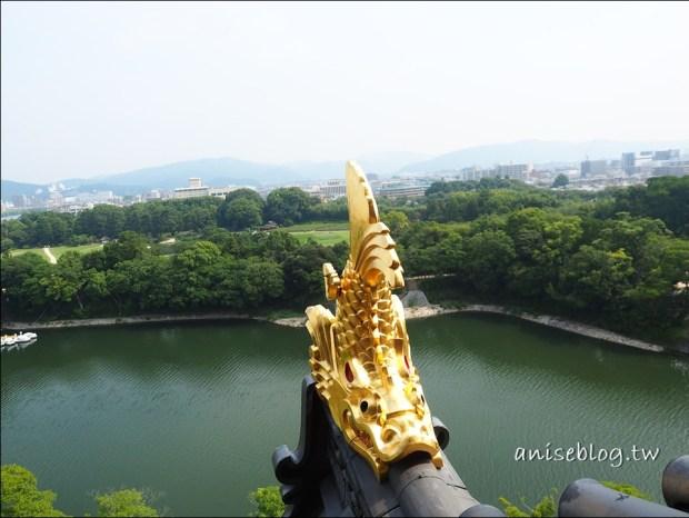 日本岡山城