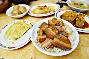 網站熱門文章:滷三塊五花肉飯,北投石牌晚餐宵夜美食(姊姊食記)