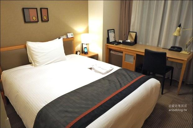 東京淺草住宿推薦 | Richmond hotel 里士滿淺草國際酒店,地理位置絕佳床大又舒適