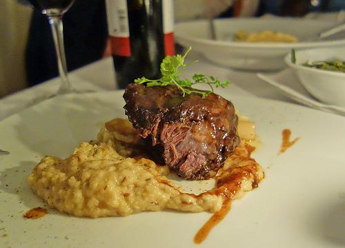 維也納美食.ef16 Restaurant Weinbar,牛臉頰肉好吃得飛上天!(tripadvisor維也納第四名美食)