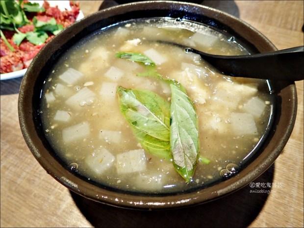 中山五十六古早飯、傳統切仔麵,淡水美食(姊姊食記)