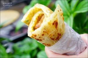 今日熱門文章:台北東區早餐   上順興香Q飯糰,隱藏版蔥油餅飯糰內餡超好吃!