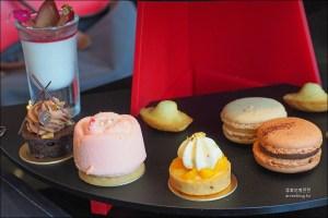 今日熱門文章:信義區貴婦下午茶 | 侯布雄法式餐廳 L'ATELIER de Joël Robuchon