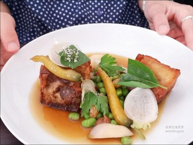 巴黎米其林推薦   Restaurant eels 商午僅25歐起,濃濃的亞洲風味!