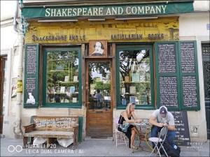 今日熱門文章:巴黎 | 莎士比亞書店、聖米歇爾噴泉