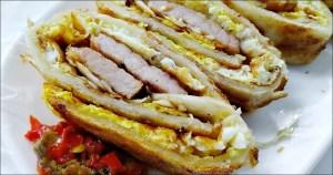 今日熱門文章:壹零手工蛋餅,豬排蛋餅、高麗菜蛋餅、小魚辣椒,中永和美味早餐(姊姊食記)