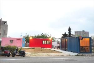 今日熱門文章:澎湖美食 | 島夫島食,超可愛的彩色貨櫃屋