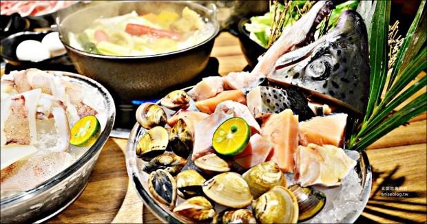 湯蒸火鍋宜蘭利澤店,在地超人氣涮涮鍋、海鮮火鍋,宜蘭五結美食(姊姊食記) @愛吃鬼芸芸