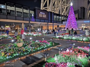 網站近期文章:2018 東京Skytree 晴空塔耶誕點燈、光雕投影秀,美翻了!