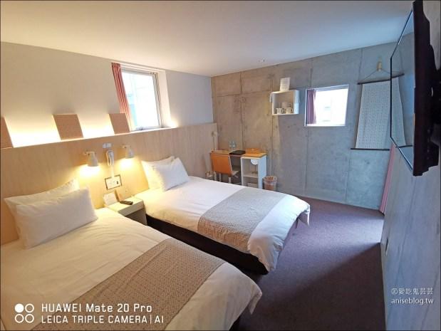 新宿住宿 | 推薦DOMO HOTEL,全新開幕文青旅店僅12間,一房難求! @愛吃鬼芸芸
