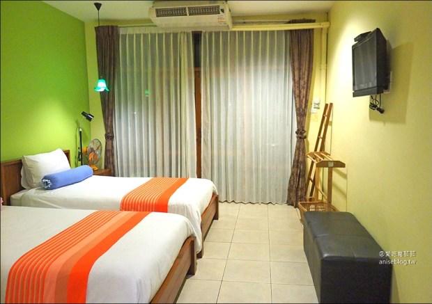 泰國南邦住宿推薦 | 澳安卡度假村 (Auangkham Resort),CP值超高千元舒適度假村
